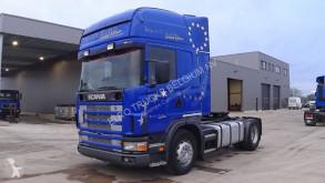trekker Scania 114 - 380 Topline (MANUAL GEARBOX / BOITE MANUELLE)