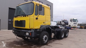 cabeza tractora MAN 26.464 (BIG AXLES / 6 CYLINDER ENGINE WITH ZF-GEARBOX / 10 TIRES)