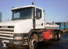 cabeza tractora Scania G 144G460