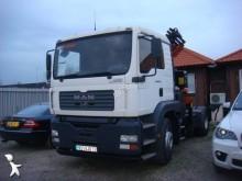 cabeza tractora MAN TG 350 A