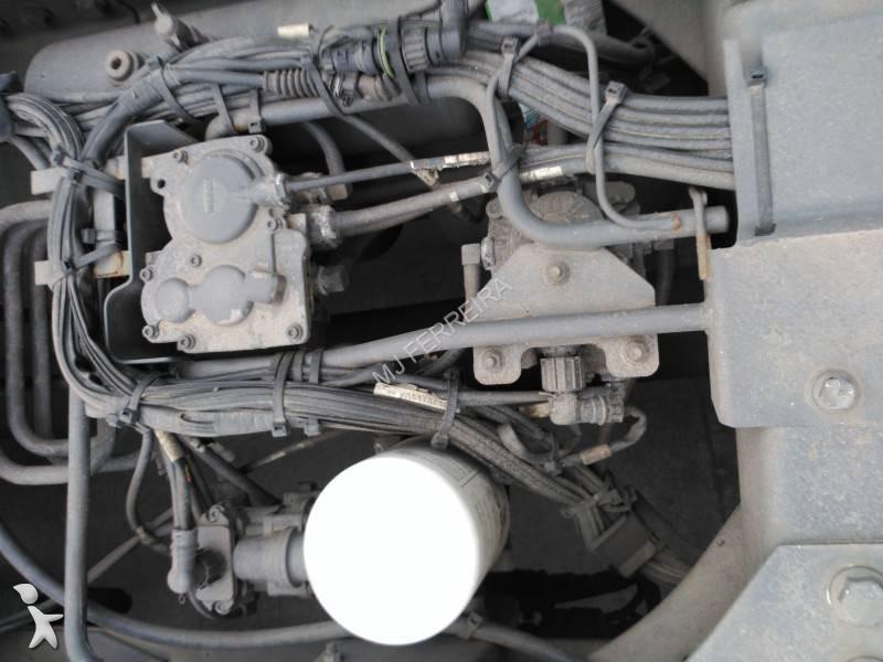 tracteur daf standard xf105 fat 460 4x2 gazoil euro 5