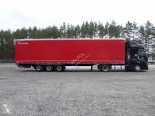 Voir les photos Tracteur Renault - GAMA T 460 EURO 6 2016 LOW DECK + Schmitz Firanka MEGA + semi-remorque rideaux coulissants
