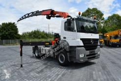 Zobaczyć zdjęcia Ciężarówka Mercedes Axor 1836 mit PK23002  8x hydr. Seilwinde