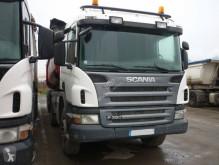 Voir les photos Tracteur Scania 380 CA