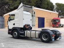 Voir les photos Tracteur Scania 124 420