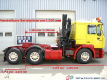 View images MAN 26.414 Fassi Kran 8.05m=2t.*2.00m=8t.*Schaltung tractor unit