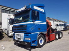 tracteur standard occasion DAF XF95 Gazoil grue - Annonce n°2759851 - Photo 15