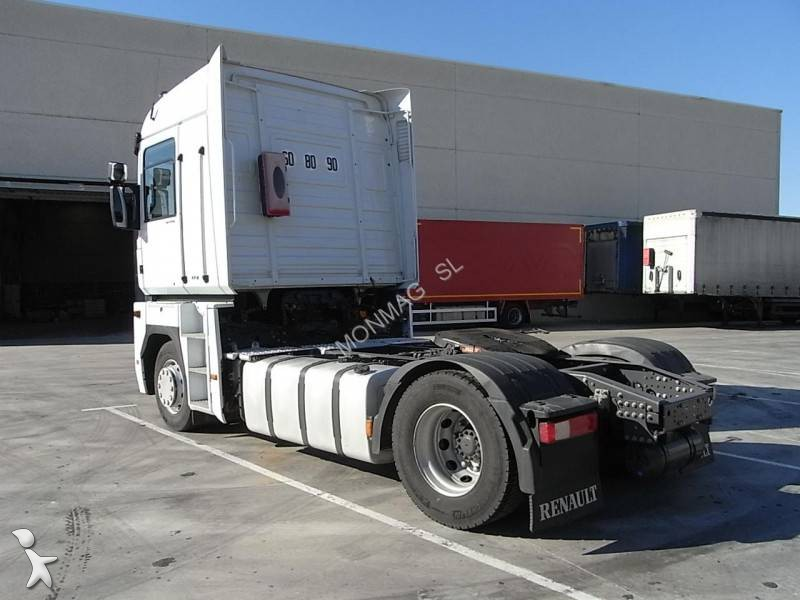 tracteur renault standard magnum 480 dxi 4x2 gazoil euro 5 occasion n 1219181. Black Bedroom Furniture Sets. Home Design Ideas