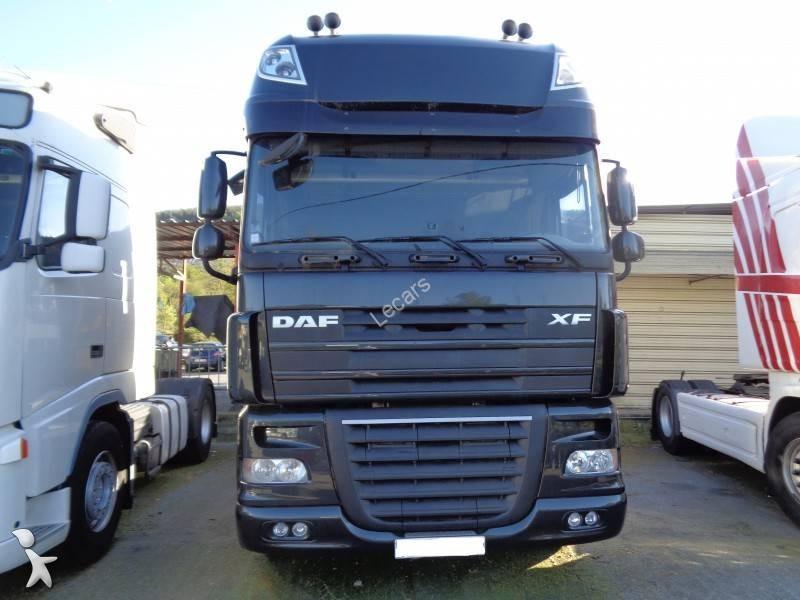 tracteur daf standard xf105 510 4x2 euro 4 occasion n 1652793. Black Bedroom Furniture Sets. Home Design Ideas