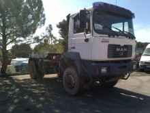 tracteur standard occasion MAN F2000 19.364 Gazoil - Annonce n°1802167 - Photo 2