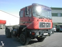 tracteur MAN standard 19.422 4x4 Euro 1 Système hydraulique occasion - n°1961491 - Photo 2