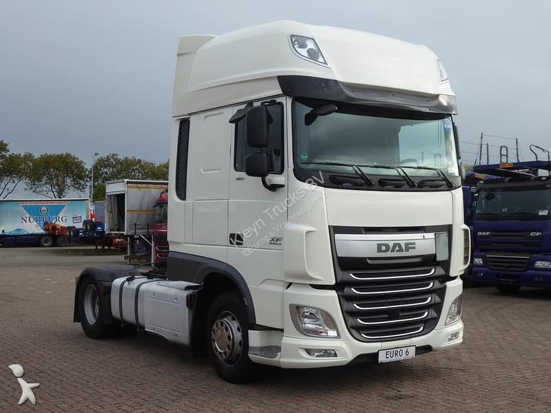 tracteur daf standard xf 460 4x2 euro 6 occasion n 2305704. Black Bedroom Furniture Sets. Home Design Ideas