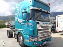View images Scania 164.580 TOPLINE tractor unit