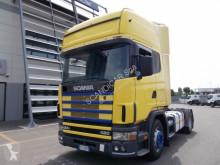 Vedere le foto Trattore Scania R124 LA 4X2 NA 420