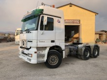 used Mercedes Actros exceptional transport tractor unit 3353 6x4 Euro 3 - n°2510496 - Picture 2