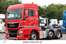 View images MAN TGX 26.480 / 6X2 / PUSHER / MANUAL / EURO 6 / tractor unit
