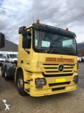 used Mercedes Actros exceptional transport tractor unit 3354 6x4 Diesel Euro 3 - n°2841589 - Picture 2
