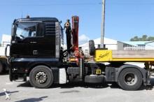 tracteur MAN standard TG 460 A 4x2 Euro 2 occasion - n°2879670 - Photo 2