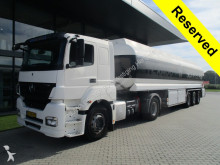 hazardous materials / ADR  tractor unit used Mercedes Axor 1840 Diesel - Ad n°2929298 - Picture 2