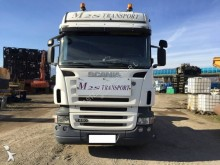 enchères tracteur Scania standard R 420 4x2 Euro 4 occasion - n°2985329 - Photo 2