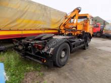 View images MAN 16.170 tractor unit