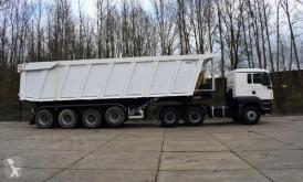 Voir les photos Ensemble routier MAN TGS 33.400 icw 60 cbm bauxite tipper