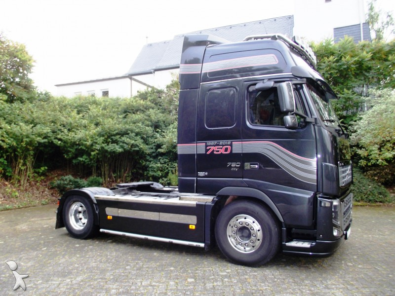 tracteur volvo standard fh16 750 4x2 gazoil euro 5 occasion n 853287. Black Bedroom Furniture Sets. Home Design Ideas