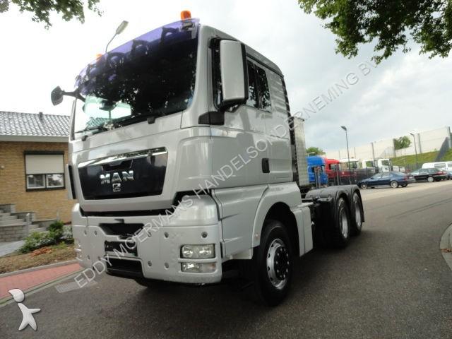 tracteur man standard tgx 33 540 xl 6x4 ap achsen 6x4