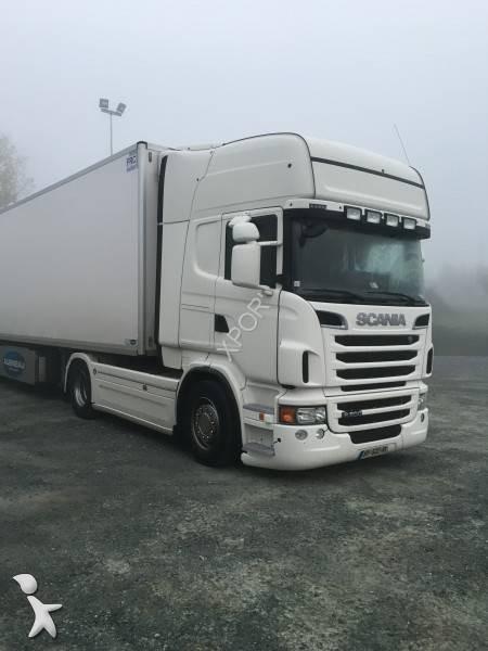 tracteur scania standard r 500 4x2 gazoil euro 5 occasion n 1480837. Black Bedroom Furniture Sets. Home Design Ideas