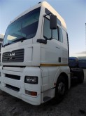 used MAN TGA standard tractor unit 18.413 4x2 Diesel Euro 3 - n°1562623 - Picture 3