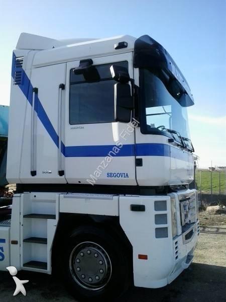 tracteur renault standard magnum 500 dxi 4x2 euro 5 occasion n 1643095. Black Bedroom Furniture Sets. Home Design Ideas