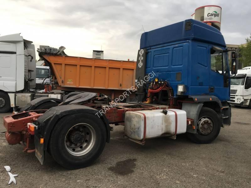 tracteur iveco standard eurotech 440e34 4x2 euro 0