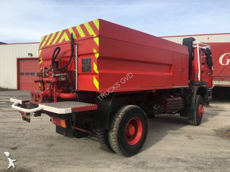 tracteur renault standard maxter g340 4x4 gazoil euro 2
