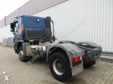 Voir les photos Tracteur Mercedes 2046AS  4x4  2046 AS 4x4, mit Kipphydraulik