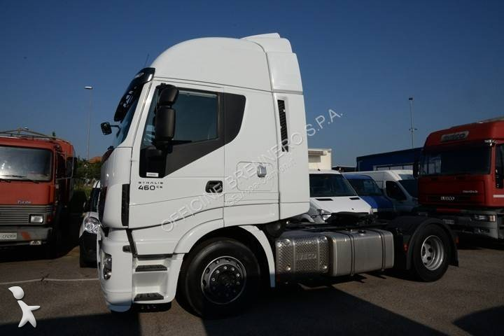 tracteur iveco standard stralis as 440 s 46 euro 6