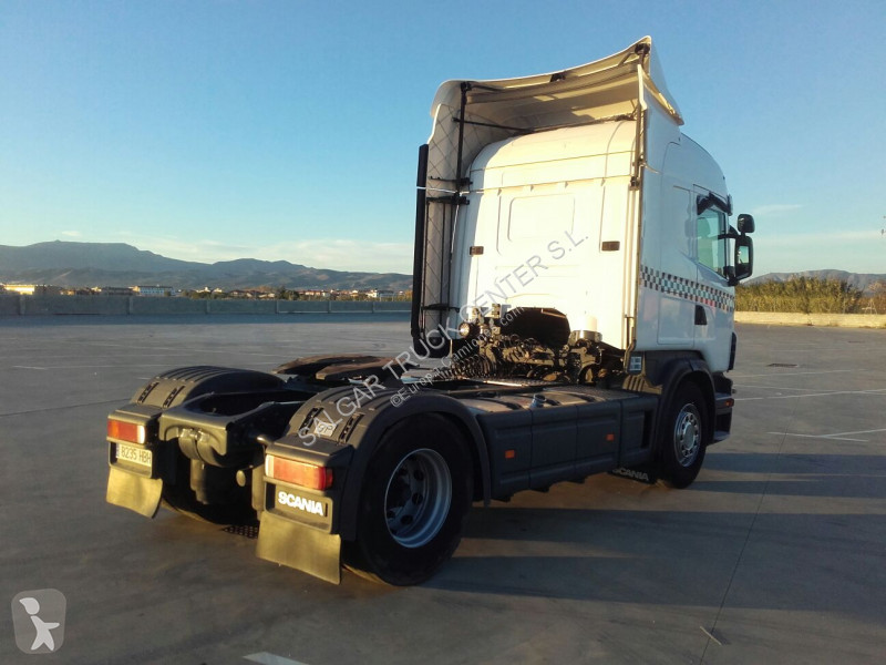 Used Scania standard tractor unit G440 - n°2917114