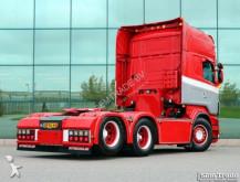 Voir les photos Tracteur Scania R560 HANDBAK RETARDER SPECIAL SHOWTRUCK TOP