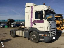enchères tracteur Scania standard R 420 4x2 Euro 4 occasion - n°2985329 - Photo 3