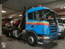 Voir les photos Tracteur Scania 144G 530 6x4 144G 530 6x4 Standheizung/Klima/NSW