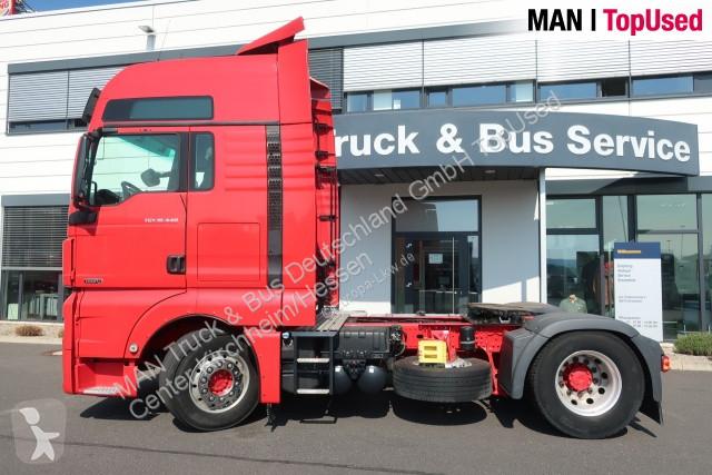 Tracteur MAN standard TGX 18 440 4X2 BLS/ TÜV 01/2020 4x2 Gazoil Euro 6  Système hydraulique occasion - n°3257930