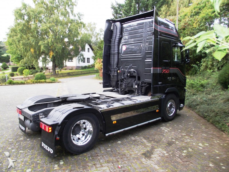 tracteur volvo standard fh16 750 4x2 gazoil euro 5