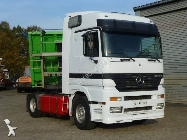 tracteur mercedes auto cole actros 1840 ls 4x2 occasion n 875663. Black Bedroom Furniture Sets. Home Design Ideas