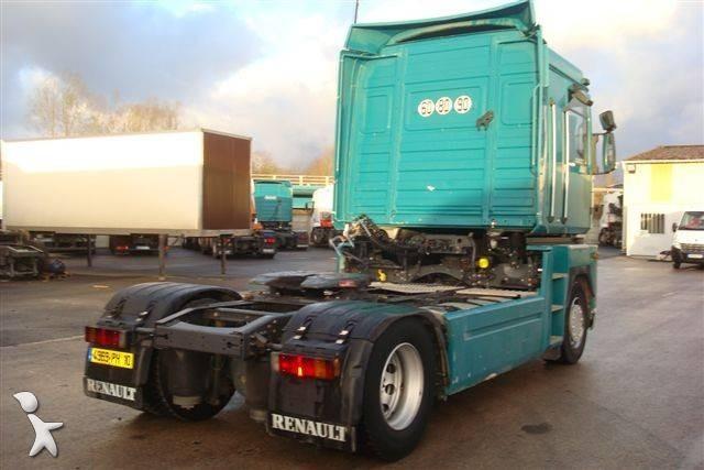 tracteur renault standard magnum 440 dxi euro 3 occasion n 954848. Black Bedroom Furniture Sets. Home Design Ideas