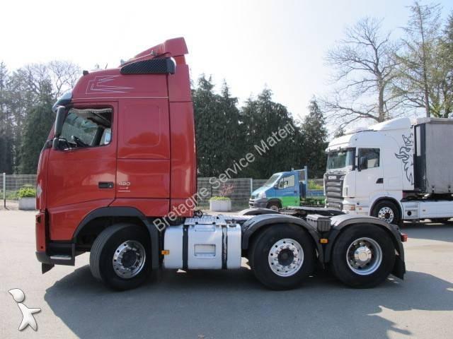 tracteur volvo standard fh 480 6x2 gazoil euro 4 occasion