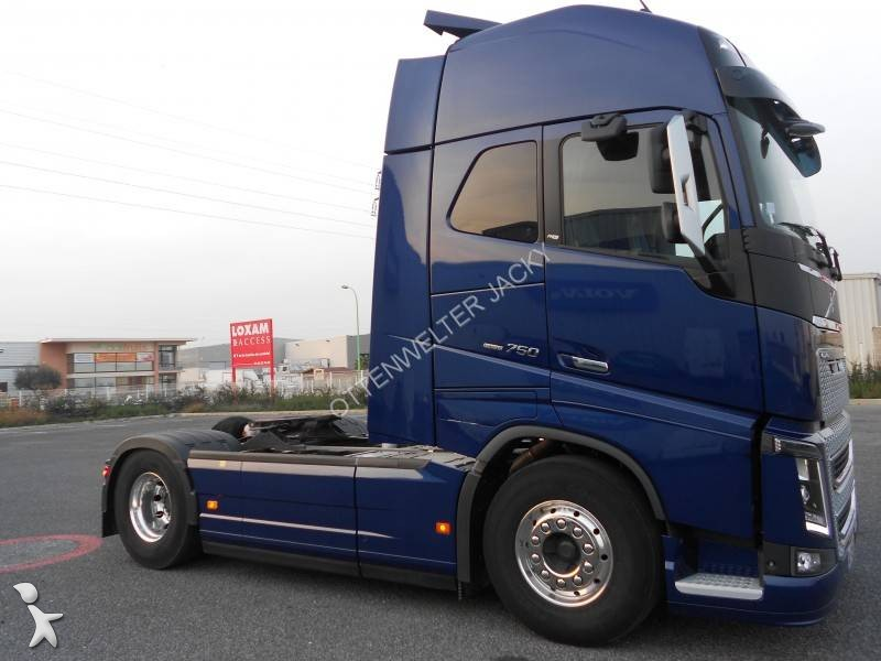 Used Volvo Fh16 Standard Tractor Unit 750 4x2 Diesel Euro