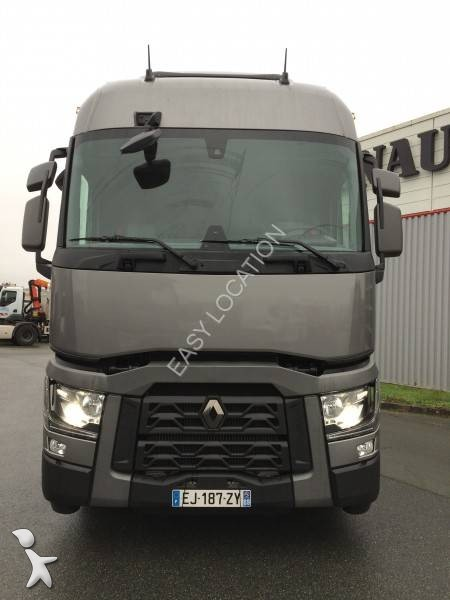 tracteur renault standard gamme t 480 t4x2 optifuel e6 4x2 gazoil euro 6 occasion n 2422634. Black Bedroom Furniture Sets. Home Design Ideas