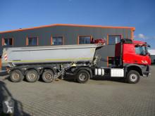 Zobaczyć zdjęcia Ciągnik siodłowy Mercedes 2043 4x4 Euro 6 SZM Kipphydraulik