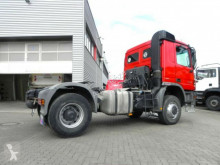 View images Mercedes Actros 2046 AS 4x4 Sattelzugmaschine  tractor unit