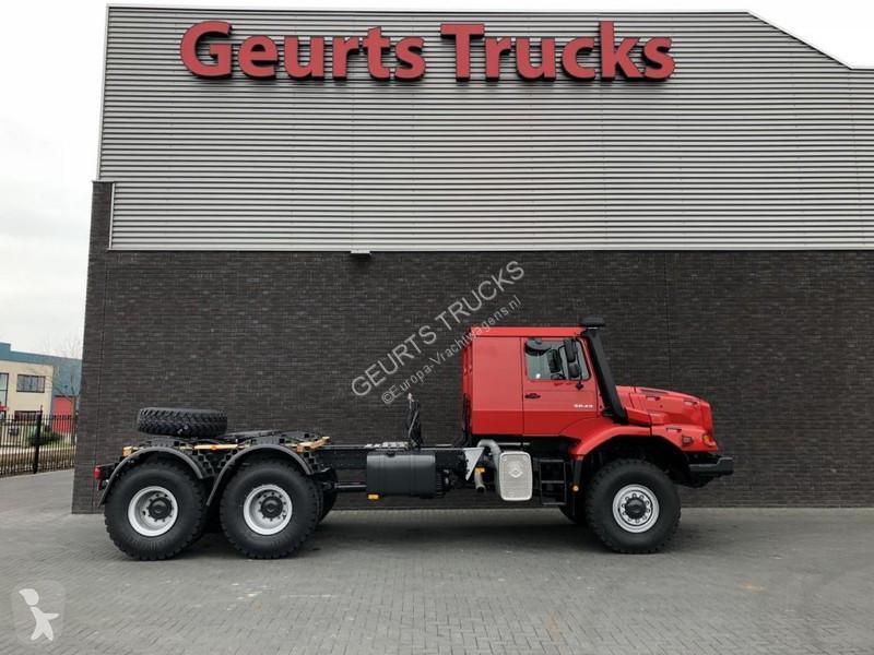 tracteur mercedes standard zetros 6x6 gazoil euro 3 occasion n 2574424. Black Bedroom Furniture Sets. Home Design Ideas