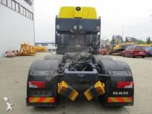 used MAN exceptional transport tractor unit TGX 33.540 8x4 Schwerlast 160 To Zuggewicht 8x4 Diesel Euro 5 - n°2779585 - Picture 4